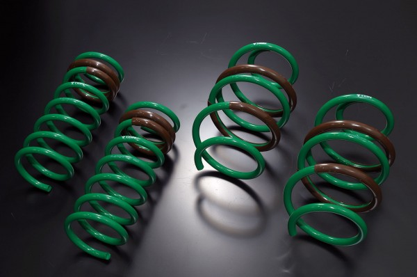 Tein S-Tech Lowering Springs for Audi A4 B8 (07-15)