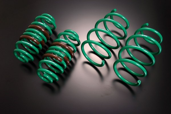 Tein S-Tech Lowering Springs for Toyota Estima ACR50W (06-16)