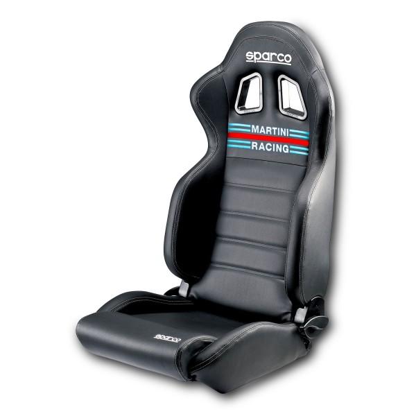 "Sparco R100 ""Martini Racing"" Sportsitz (Road Legal)"