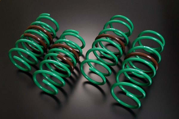 Tein S-Tech Lowering Springs for Mazda 3 MPS BK (07-09)