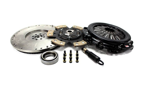 Competition Clutch White Bunny Kit Keramik für Nissan 180SX SR20DET nur 5 -Gang